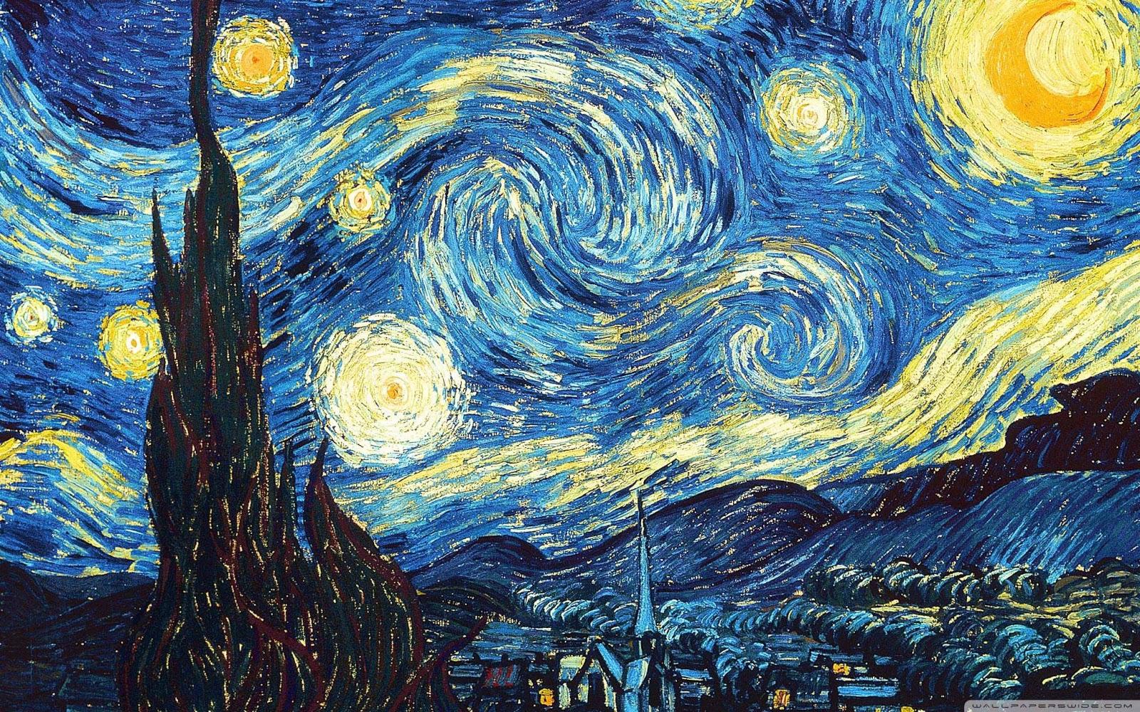 Van Gogh Paesaggio Autunnale Da Colorare Powermall